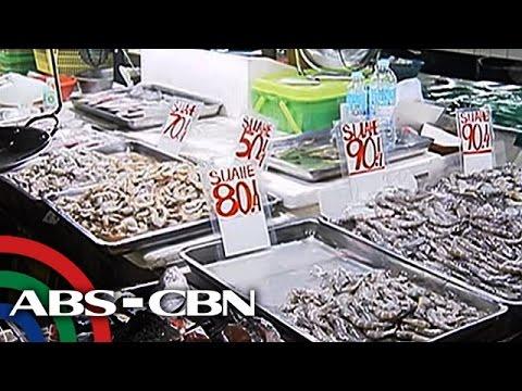 TV Patrol: Presyo ng ilang gulay at isda, nagmahal