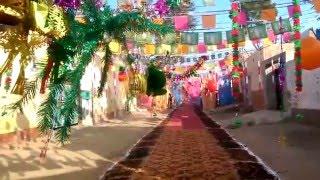 Mara Arsh Da Lara ban k Sarkar Diya Naat With Beautiful Decoration Galiya