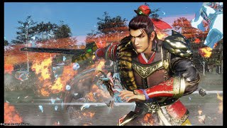 孫権(Sun Quan) 真・三國無双8 コンボ Dynasty Warriors 9 Combo