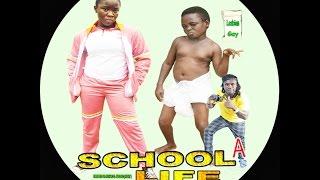SCHOOL LIFE PART 1 -LATEST GHANAIAN AKAN TWI MOVIE