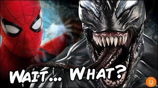 """Venom is in the same """"Reality"""" as Spider-Man and the MCU... WHAT?"""