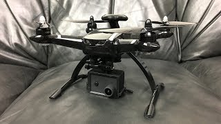 Unboxing & Maiden Flight - AOSENMA CG035 GPS WIFI FPV RC Drone Quadcopter With 1080P HD Camera