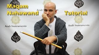 Ney - Learn the Maqam Nahawand Tutorial
