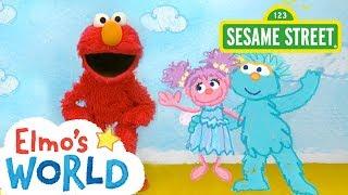 Sesame Street: Elmo's World: Friends | FULL Segment