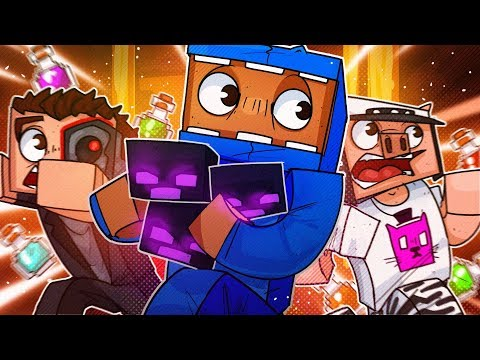 We Found The Nether Fortress & Made Potions Minecraft