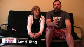 Surprising My Mom for Christmas! - Amiri King