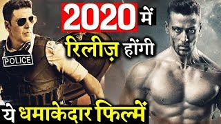 Much Awaited Big Bollywood Films All Set To Release in 2020