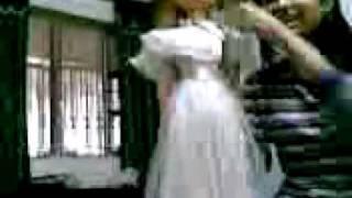 Sawat girl hitting by maria n anoshia