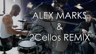 2Cellos Drum Cover - Technical Difficulties - Alex Marks drum remix