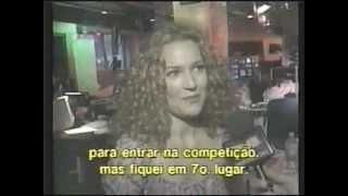 Gina G @ EC News (Interview 1996)