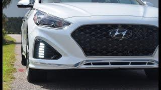 2018 Hyundai SONATA 2.0T - First Drive Review