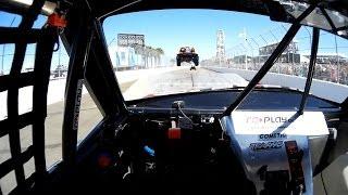 DRIVER'S EYE - Sheldon Creed - Stadium SUPER Truck - GP of St. Pete