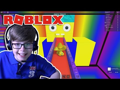 Make a Cake and Feed the GIANT NOOB 2 Roblox