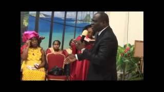 L' apôtre Ernest Kouassi - Eglise MIED-France - Le choix du coeur