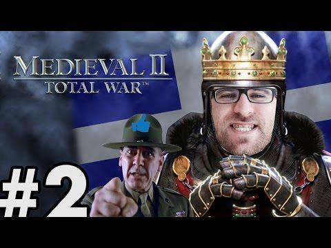 Tuto comment battre en retraite - Médiéval II - #2
