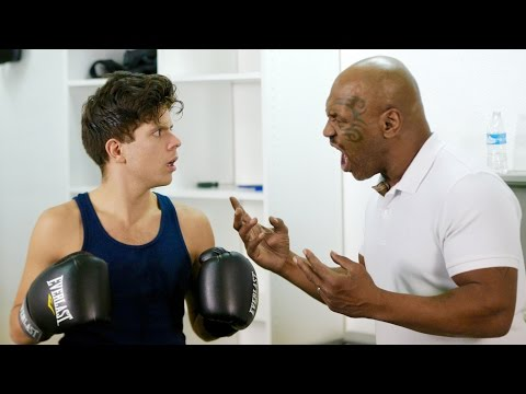 BOXING BOBBY Rudy Mancuso & Mike Tyson
