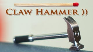 Claw Hammer // How to make...