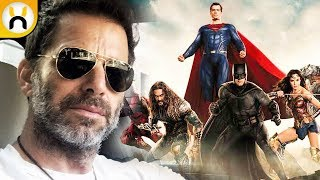 Zack Snyder Will NOT Return to DCEU After Justice League