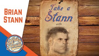 Jon Anik talks to Brian Stann | INTERVIEW | ANIK AND FLORIAN PODCAST