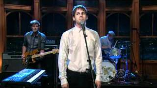 Foster the People - Pumped Up Kicks on Craig Ferguson 2011.07.15