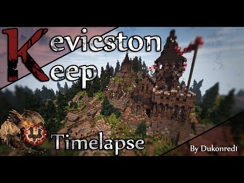 Xxx Mp4 Minecraft Timelapse Small Medieval Castle Keep Kevicston Download 3gp Sex