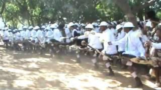 Shembe Dance - INkosi V.V. Shembe