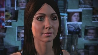 Mass Effect 3: Diana Allers Romance Complete All Scenes