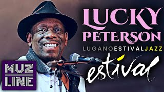 Lucky Peterson - Estival Jazz Lugano 2013