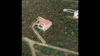 Coast Guard Assesses Damage Over Battered St. Thomas