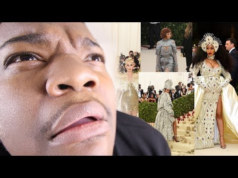 The Met Gala happened and now I m wet Fashion Review & Roast