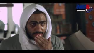 تامر حسني يسرق موبيل من محل ولكن شاهد ماذا حدث في مشهد اكثر من رائع!!