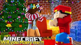 WILL YOU MARRY ME? - Minecraft Adventure