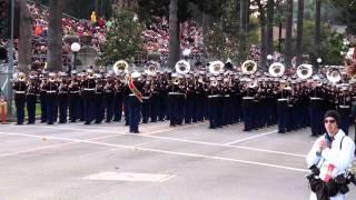 USMC West Coast Composite Band - 2013 Pasadena Rose Parade