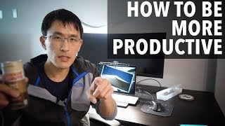 How to be more productive (My secrets to being highly effective)