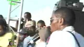 Vybz Kartel n Beenie Man @ Champions In Action 2009 Part 1 Gaza 09 www1 savevid com