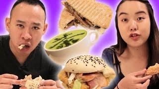 Americans Try Hong Kong McDonald's