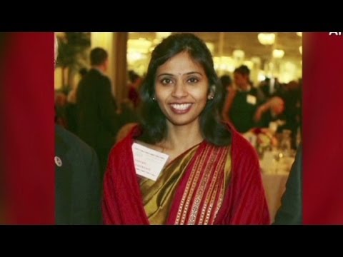 U.S. attorney: Indian diplomat strip searched by female