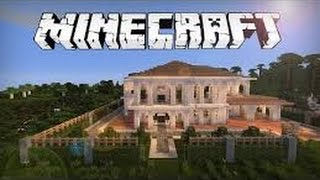 #148 MINECRAFT part 72: Perfect House Timelapse