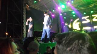 B.U.G Mafia- Inainte sa plec Live(necenzurat)