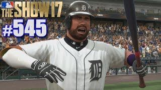 HAVEN'T DONE THIS IN YEARS! | MLB The Show 17 | Road to the Show #545