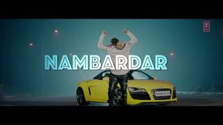 Ride Full Video Song  Nambardar  New Song 2016