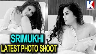 Anchor Srimukhi Bold Sexy  Photo Shoot || Anchor Srimukhi | Patas Show
