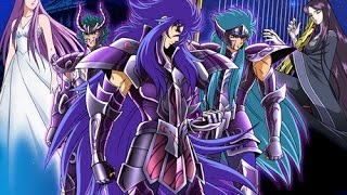 Saint Seiya Hades Sanctuary「AMV」- In The End ᴴᴰ
