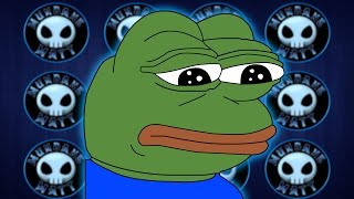 WTF - Pepe the Frog killed off by cowardly creator