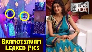 Bramotsavam Shooting leaked Pics Exclusive Video - Silver Screen