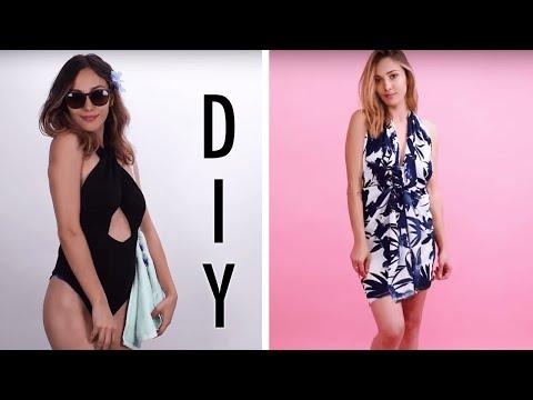 Summer Lovin Fashion Hacks DIY Ideas by Blossom