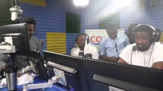 Olamide King Baddoo with Do2dtun talking about his new album Street OT PT 1