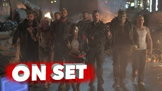 Suicide Squad: Behind the Scenes Movie Broll