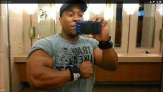 New Arm Routine To Add Size