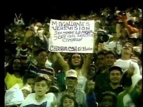 Venevisión en la Historia Rivalidad Caracas Magallanes